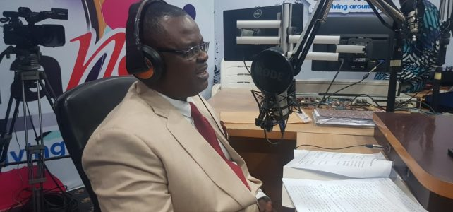 Special Interview with Prof Nse Essien